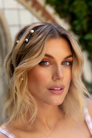Ashley James Day 2 close up