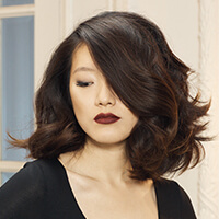 Full-bodied volume how-to video
