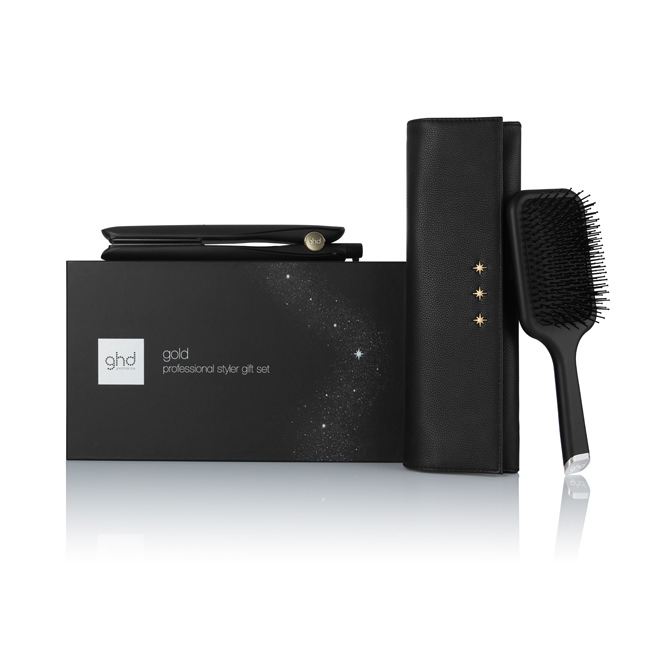 ghd gold® hair straightener gift set (worth over £170)